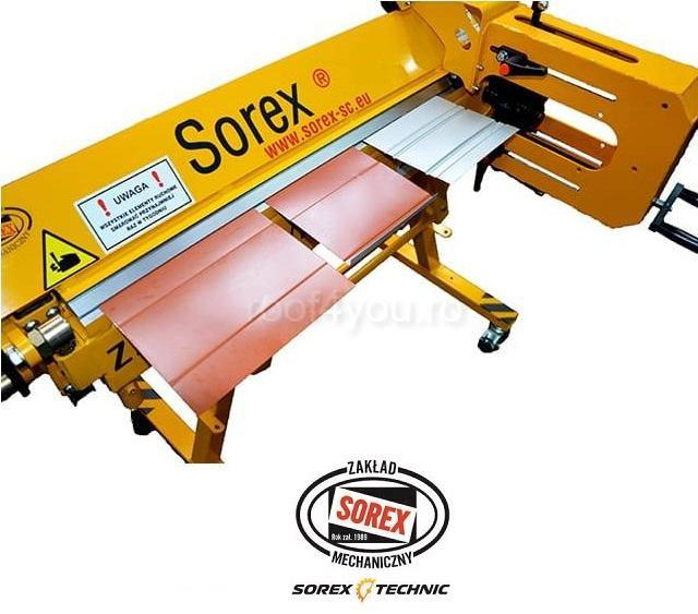 Sistem bordurare Sorex Profilarka P-300 [2]