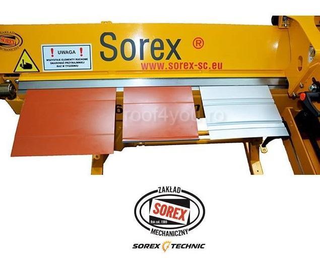 Sistem bordurare Sorex Profilarka P-300 [3]