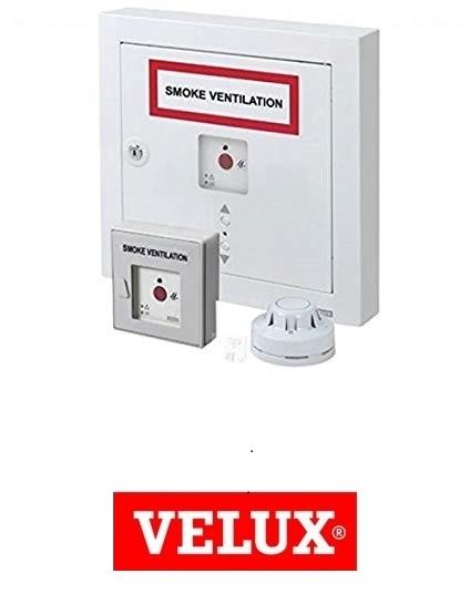 Kit de actionare pentru evacuare fum Velux KFX 210 0