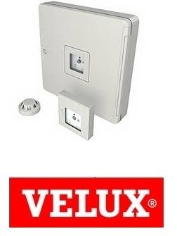 Kit de actionare pentru evacuare fum Velux KFX 210 1