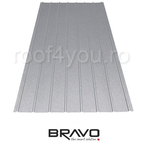 Tabla Cutata H12 BRAVO 0,25 mm / Zincat 0