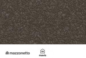 Otel prevopsit DX53 0.55mm, RAL  Testa di Moro GOFRAT, rulou cu latimea de 670mm, lungime 30m, MAZZONETTO MAVIS [0]