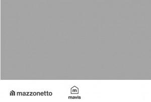 Tabla plana din otel prevopsit DX51 sub forma de rulou cu latimea de 670mm, lungimea de 30m si grosimea de 0.55mm, RAL 9006 MAZZONETTO MAVIS 0