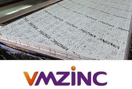 Tabla perforata din titan zinc natural 0.8mm [0]