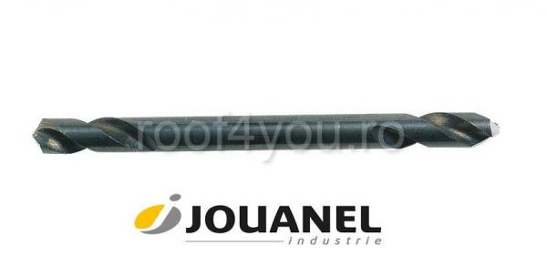 Set 10 burghie scurte, lungime 55 mm, diam. 4,2 mm , Jouanel 0