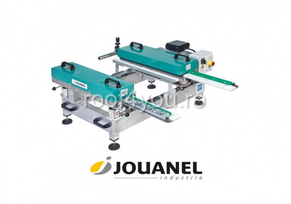 Masina de profilat lejera, Compact-PRO, otel 0,65 mm, Jouanel 0