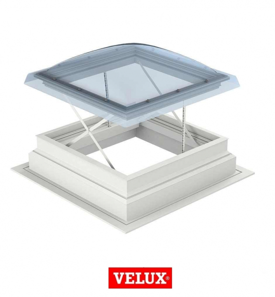 Velux CSP 1073, 120/120, fereastra  evacuare fum electrica [0]