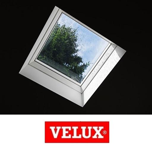 Velux CSP 1073, 100/100, fereastra  evacuare fum electrica [1]