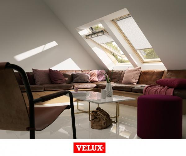 Velux Premium GGL 306630, 55/78, toc din lemn, deschidere mediana, geam triplu [4]