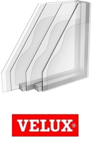 Velux Premium GGL 306640, 78/98, toc din lemn, deschidere mediana, geam triplu 2