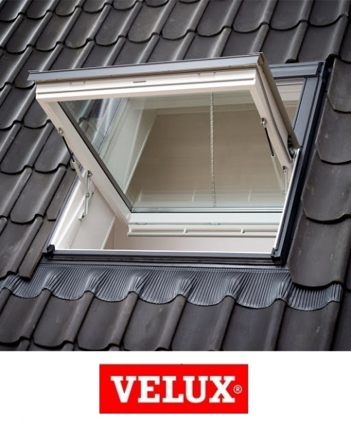 Velux Premium GGL 306640, 78/98, toc din lemn, deschidere mediana, geam triplu 4