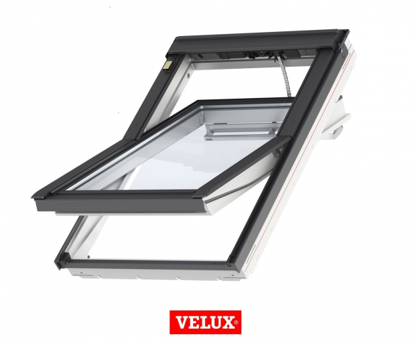 Velux Premium GGU 0066, 55/78, toc din poliuretan, deschidere mediana, geam triplu [1]
