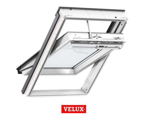 Velux Premium GGU 0066, 55/78, toc din poliuretan, deschidere mediana, geam triplu [0]