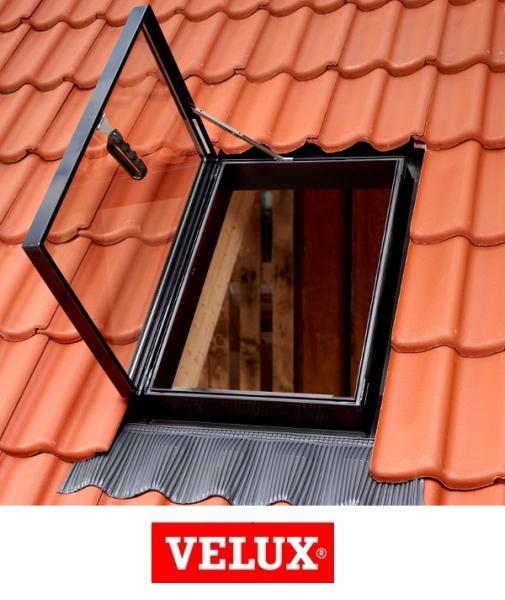 Velux GVK 0000, iesire pe acoperis pentru poduri nelocuite [1]