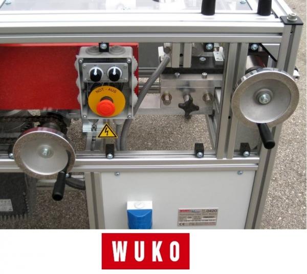 Masina de prefaltuit WUKO Master 0420 [1]