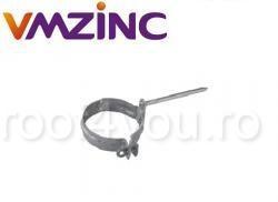 Bratara zincata pentru burlan Ø120 VMZINC1