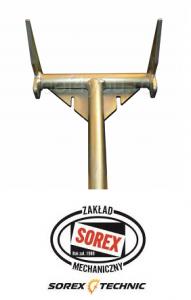 Dispozitiv pentru indepartarea peticelor de tabla Sorex1