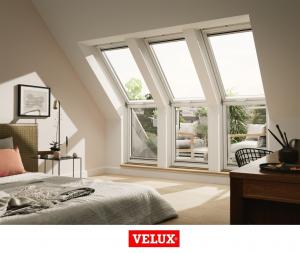Fereastra de mansarda pentru acces pe terasa Velux GEL-VEA 3065 [9]