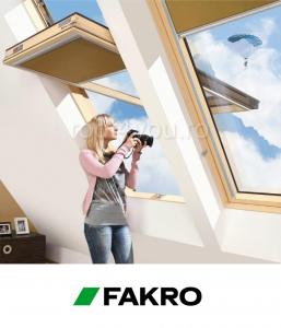 Fereastra mansarda 78/160  Fakro  FYP-V U5 proSky cu actionare manuala [2]