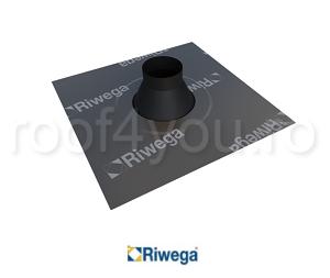 Guler de etansare autoadeziv Air Stop EPDM GD22 Riwega, 25-32 mm0
