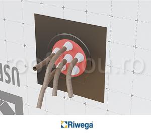 Guler de etansare autoadeziv AIR Stop M-Tec 6 T Riwega2