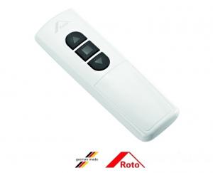 Telecomanda Roto ZEL STG HS5, SII negru / WII alb0