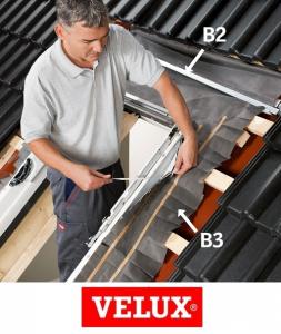 Kit de izolare termica Velux BDX 2000, 55/783