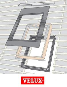 Kit de izolare termica Velux BDX 2000, 55/785