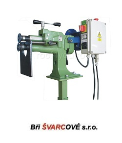 Masina de sertizat electrica cu stand si convertor de frecventa S250 / 50F Bri Svarcove3