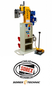 Masina electrica de bordurat tabla Sorex CWM-50250, 075 KW0