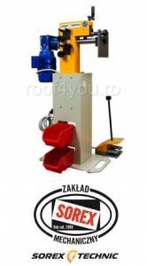 Masina electrica de bordurat tabla Sorex CWM-50250, 075 KW4