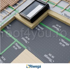 Membrana de control vapori Riwega Eurostandard DB 200, 50x1.5=75mp1