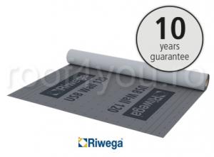 Membrana de difuzie pentru fatade Riwega USB WALL 120, 50x1.5=75mp0