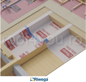Membrana de control vapori Riwega USB Micro 100 Vario, 50x1.5=75mp1