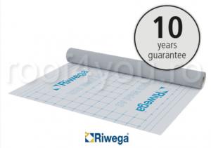 Membrana de difuzie pentru acoperis Riwega USB Weld 345 AS, 30x1.5=45mp0