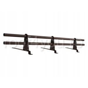 Pachet parazapada bara pentru tigla metalica ROOFS / RAL 90050