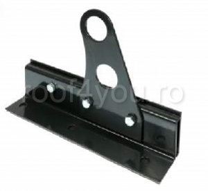 Pachet parazapada bara pentru tabla click sau dublu faltz / RAL 70163