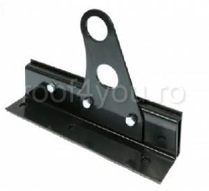 Pachet parazapada bara pentru tabla click sau dublu faltz / RAL 30043