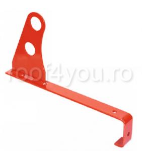 Pachet parazapada bara pentru tigla ceramica sau beton ROOFS / RAL 80122