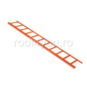 Pachet parazapada grilaj pentru tigla ceramica sau beton ROOFS / RAL 80042