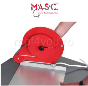 Dispozitiv de aplicat banda de etansare MASC , 320 mm x 75 mm x 270 mm0