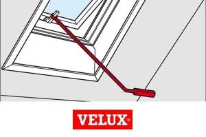 Tija fixa Velux ZCZ 112 [2]