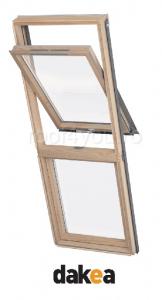Rama de etansare plana 78/98 pentru fereastra verticala fixa DAKEA KSN [0]