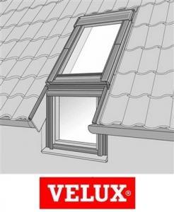 Rama Velux EFS 0012, 78/140 - pentru invelitori plate [2]