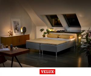 Roleta exterioara electrica 94/118 Velux SML Creativ3