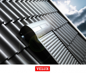 Roleta exterioara parasolara Velux SSL 78/1403