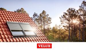 Roleta exterioara parasolara Velux SSL 78/1407