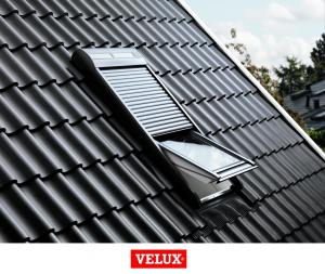 Roleta exterioara parasolara Velux SSL 78/1602
