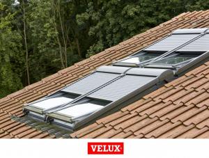 Roleta exterioara electrica 114/118 Velux SML Standard3