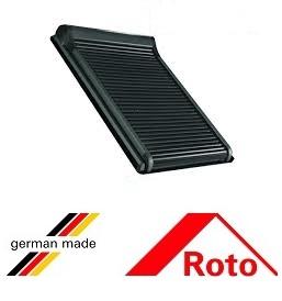 Roleta exterioara electrica ZRO EF, 54/78, actionare prin telecomanda0